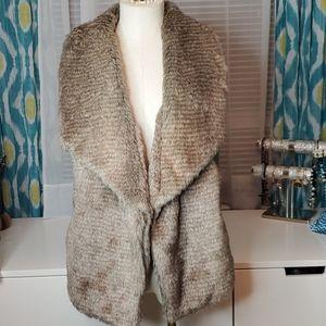 """""""PRICE DROP"""" Maurices Faux Fur Vest"""